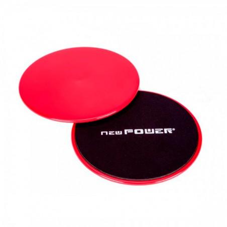 NEWPOWER-Discos Deslizantes...