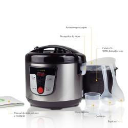 NEWCOOK Robot de Cocina...
