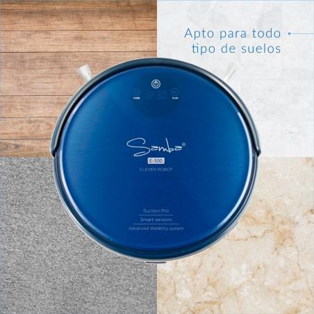 Samba E500 Robot Aspirador...