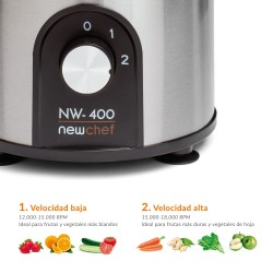 NEWCHEF-Licuadora Verduras...