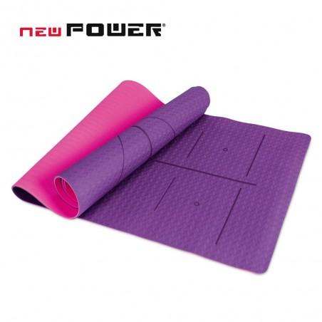 NEWPOWER-Esterilla Yoga...